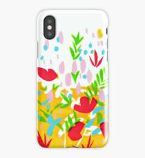 Of petals and of leaves iPhone Case