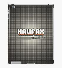 Halifax, Nova Scotia | Retro Stripes iPad Case/Skin