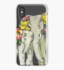 Elephant family - 4erta iPhone Case/Skin