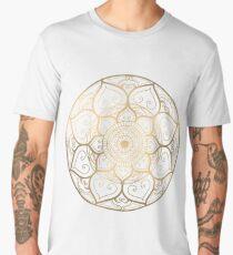 Amaranth Mandala Men's Premium T-Shirt