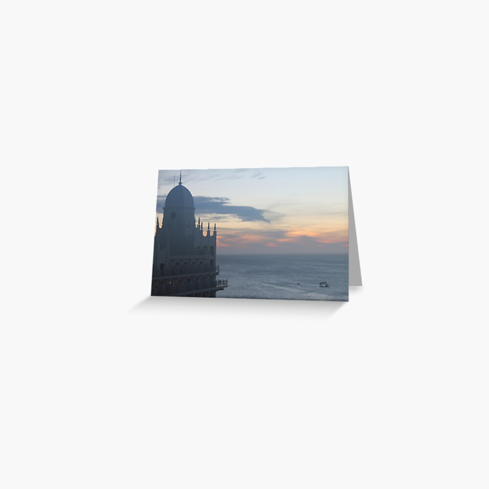 Aruba, resort, spa, health resort, 2017 Greeting Card