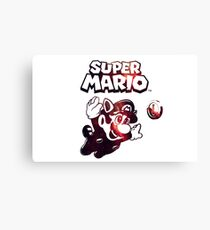 It's a me, Mario! Canvas Print