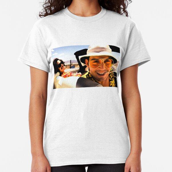 Fear and Loathing in Las Vegas - Art Classic T-Shirt