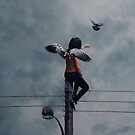Fledging by Katrina Yu