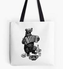 Sing for my Supper Tote Bag