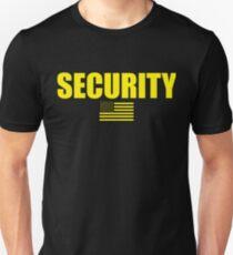 Security Uniform Unisex T-Shirt
