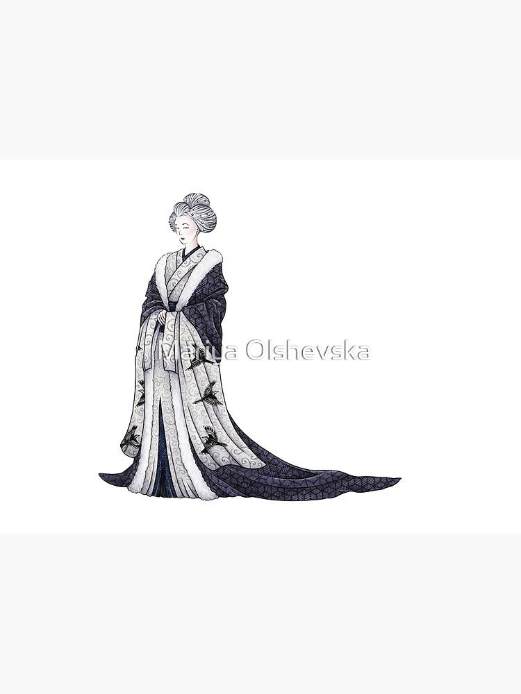 Yuki Onna by OzureFlame