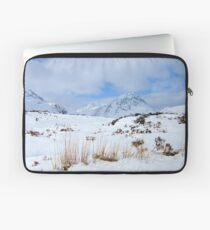 scottish highlands  Laptop Sleeve