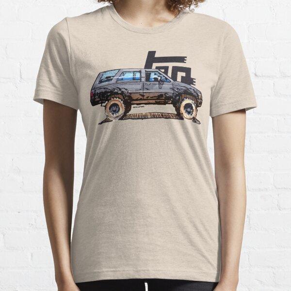 1st Gen 4Runner TRD - Grey Essential T-Shirt