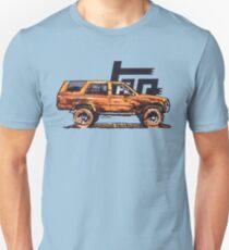 1st Gen 4Runner TRD - Orange Unisex T-Shirt