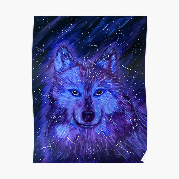 Wolf Star Poster