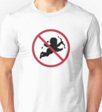 anti valentines day anti cupid unisex t shirt