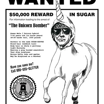 The Unicorn Bomber by zork40