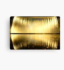 Guiness Waterfall Canvas Print