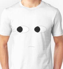 Statue face Unisex T-Shirt