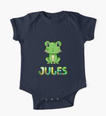 Jules Frog One Piece - Short Sleeve