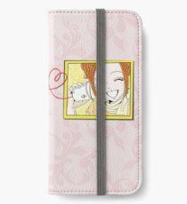 Nana & Hachi iPhone Wallet/Case/Skin