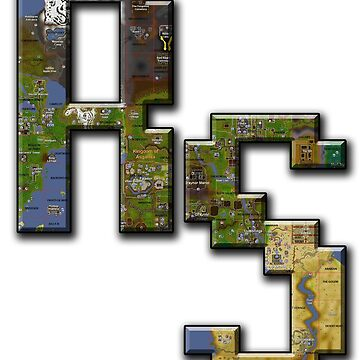 RS Map by CullenGames