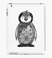 Snow penguin iPad Case/Skin