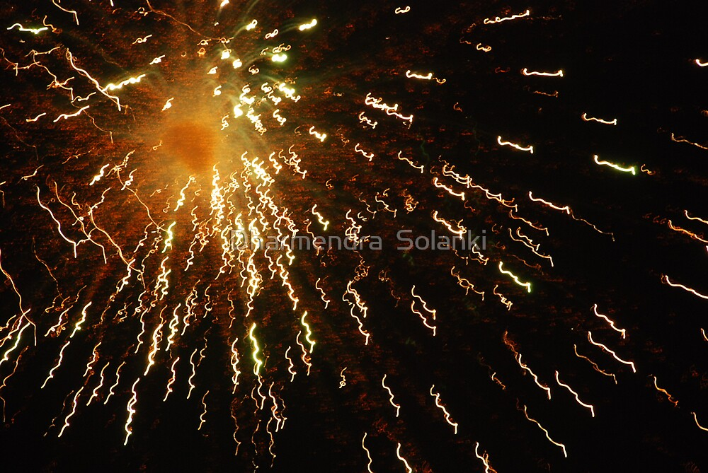 Fire works2 by Dharmendra  Solanki