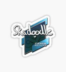 Skadoodle ELEAGUE Boston 2018 Sticker