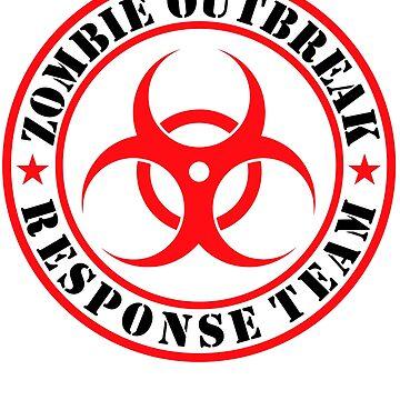 Zombie Response Team by machmigo