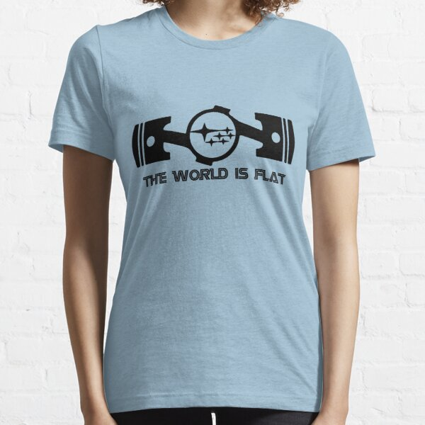 The World Is Flat Essential T-Shirt