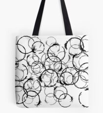 Arrival Movie Circle Language Weapon Tote Bag