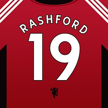 Rashford Manchester United Shirt by dandroid707