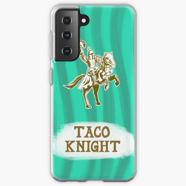 Taco Knight Samsung Galaxy Soft Case