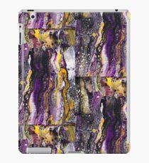 Penguin Acrylic Pour iPad Case/Skin