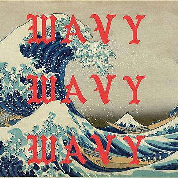 WAVY WAVY WAVY / KANYE  by Barbzzm