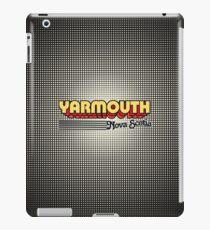 Yarmouth, Nova Scotia | Retro Stripes iPad Case/Skin