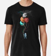 The Spaceman's Trip Premium T-Shirt