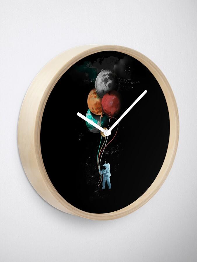 Alternative Ansicht von The Spaceman's Trip Uhr