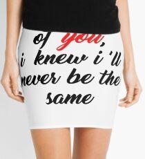 Minifalda nunca ser el mismo # 2