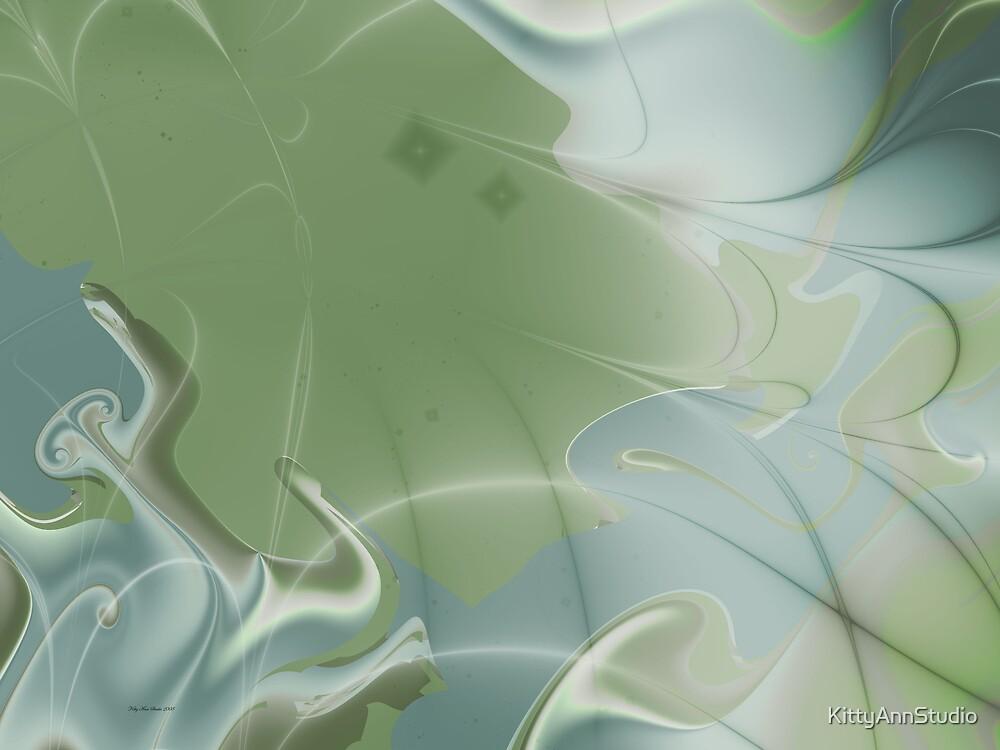 Gnarl Man Clouds by KittyAnnStudio