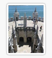 Lisbon 2011, Tower of Belem #3 Sticker