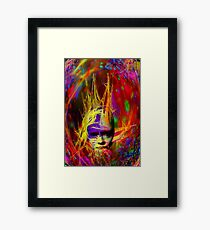 Astral Fantasy Framed Print