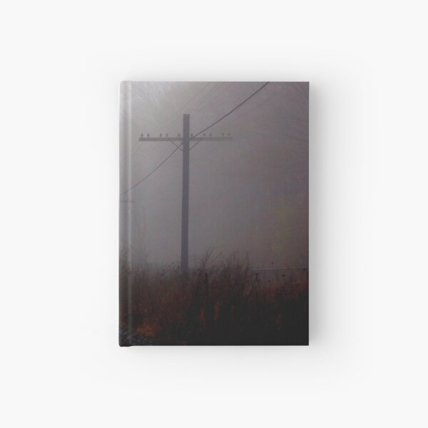 get me outta here... Hardcover Journal