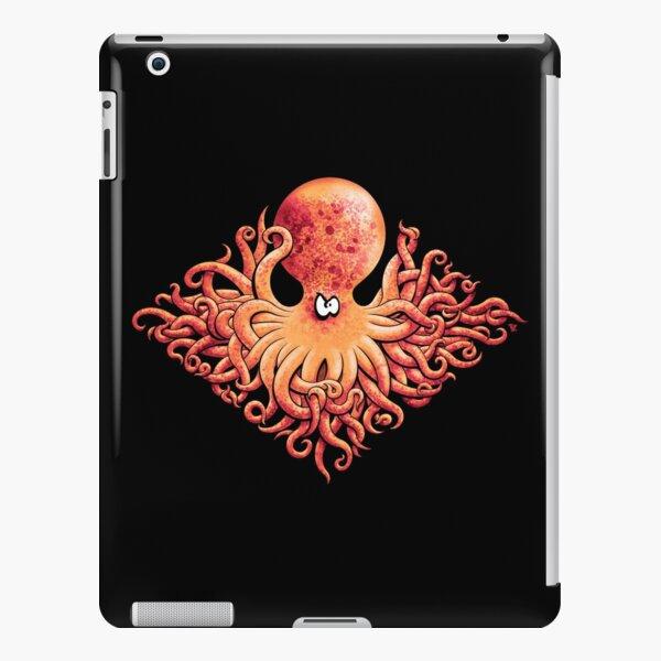Le Poulpe au 51 tentacules II Coque rigide iPad