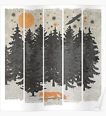 Forest Wonder Poster