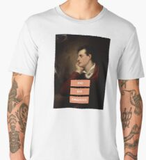 Byron Minimal Men's Premium T-Shirt