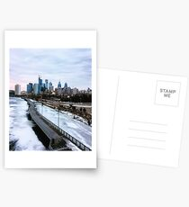 Philadelphia V Postcards