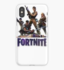 Fortnite Image iPhone Case/Skin