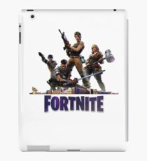 Fortnite Image iPad Case/Skin