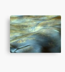 Just Water Canvas Print