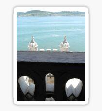Lisbon, 2011, The Tower of Belem #4 Sticker