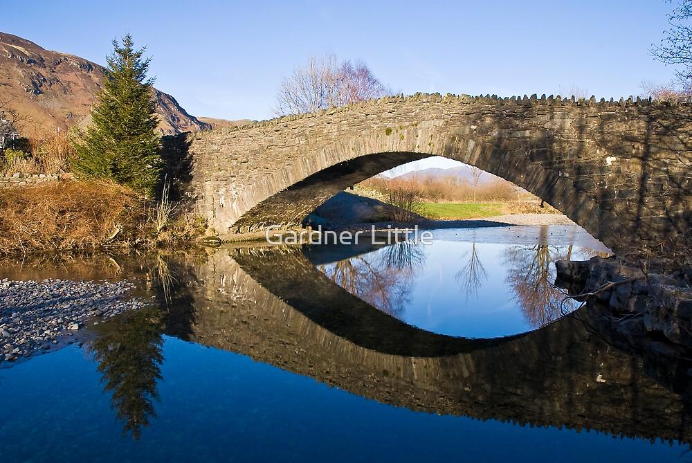 Grange Bridge Lake District by Gardner Little