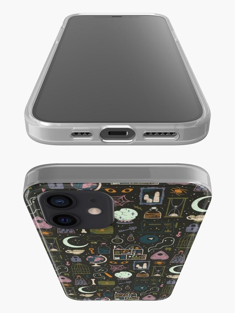 Alternate view of Haunted Attic iPhone Case & Cover